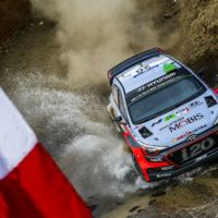 El WRC seguirá tendiendo fechas en México hasta 2018