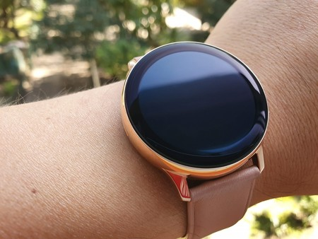 Samsung Galaxy Watch Active 2 Analisis Mexico Pantalla