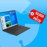 Llévate este portátil ultraligero por 100 euros menos en los LG Days de MediaMarkt: LG Gram por 899 euros