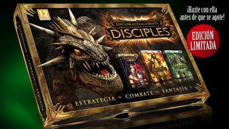 Disciples - Edición coleccionista