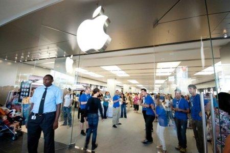 Apple Store La maquinista