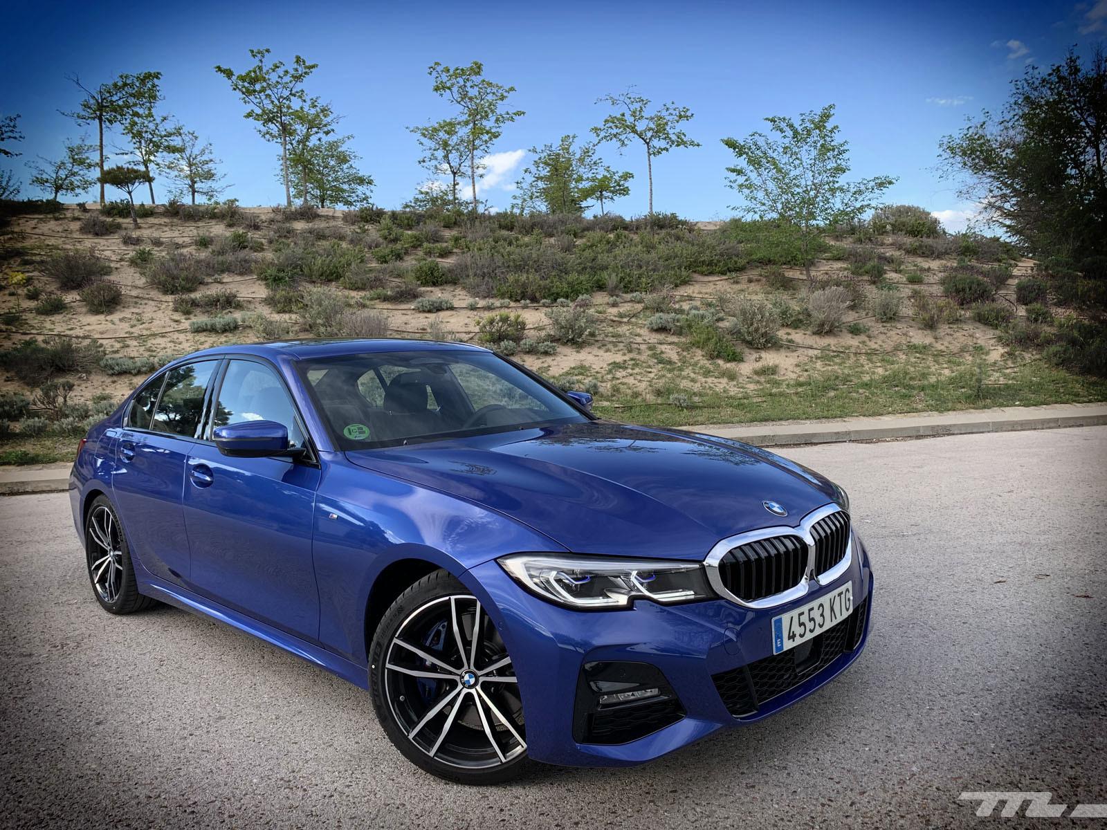 Foto de BMW 330i (prueba) (8/48)