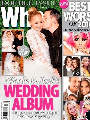 La boda de Nicole Richie, la soltería de Scarlett Johansson y mucho más en la semana en Poprosa
