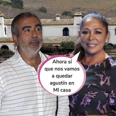"""¡Bomba! Brutal discusión entre Isabel Pantoja y su hermano Agustín: """"No te quiero volver a ver en Cantora, mi hijo estará siempre por delante de ti"""""""