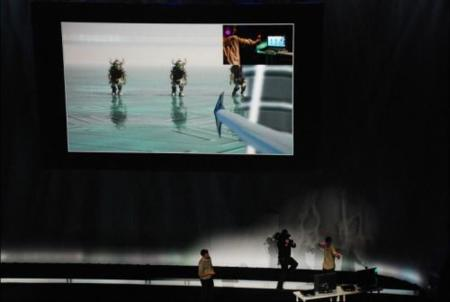 PS3 Motion Controller at E3 2009