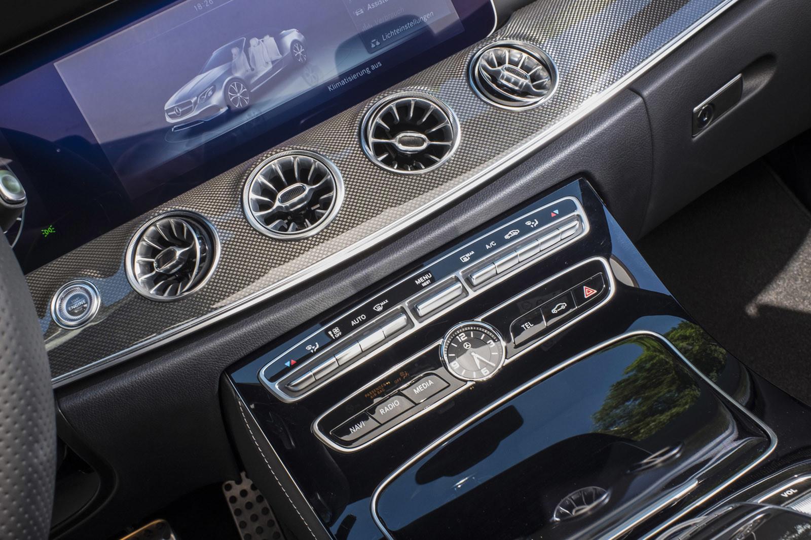 Foto de Mercedes-Benz Clase E Cabrio, toma de contacto (96/156)
