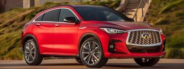 El Infiniti QX55 es un nuevo SUV coupé que marca el inicio de un nuevo capítulo dentro de la compañía