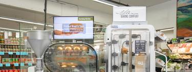 BreadBot es un robot panadero capaz de hornear más de 200 barras de pan diarias de forma autónoma