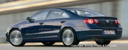 2008 Volkswagen Passat Coupe