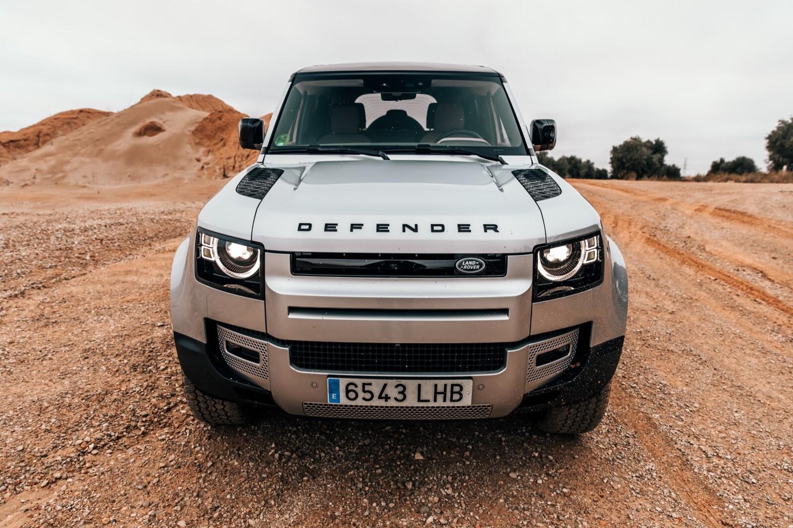 Foto de Land Rover Defender 110 (prueba) (21/41)