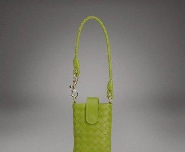 Fundas Tech Toy de Bottega Veneta para el Ipad, iPhone y BlackBerry