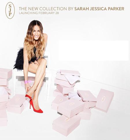 ¡Por fin! Primeras fotos de los zapatos diseñados por Sarah Jessica Parker