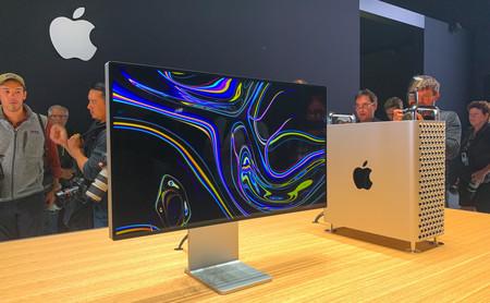 Llega el Mac Pro: el ordenador más potente de Apple ya se puede comprar junto a la pantalla Pro Display XDR