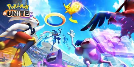 Ya esta Disponible Pokémon Unite