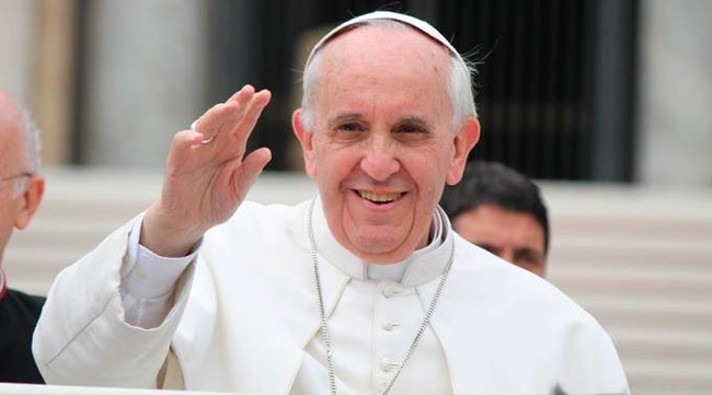 EN VIVO: Papa Francisco en Bogotá