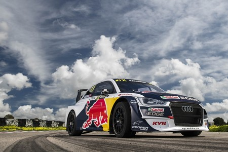 Audi S1 Rallycross 2018 7