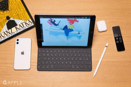 El iPad (2019) Wi-Fi + Cellular de 32 GB está disponible en Amazon a su precio mínimo histórico: 467,10 euros