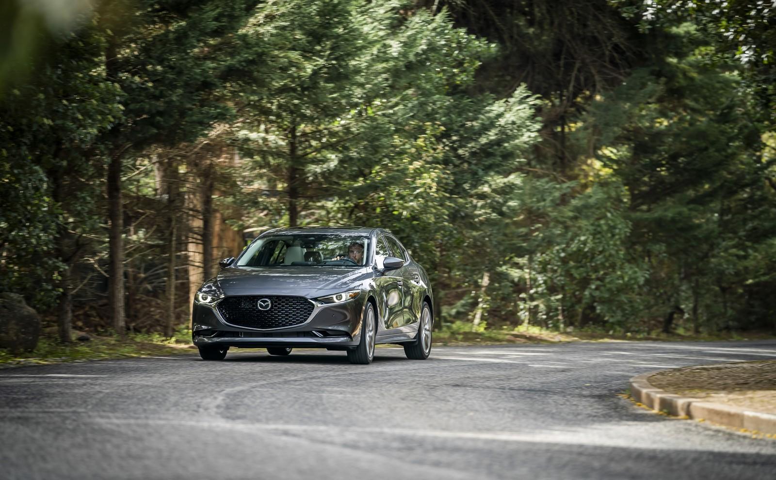 Foto de Mazda3 2019 Sedán (14/40)