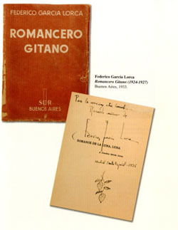 Exposición en Madrid de libros dedicados