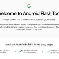 Google lanza Android Flash Tool: una herramienta para actualizar los Pixel con ROMS AOSP