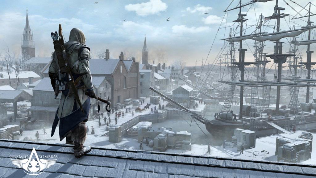 Foto de Nuevas imágenes de 'Assassin's Creed III' (5/6)