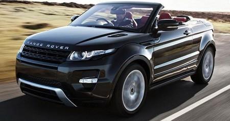 Pronto podremos ver el Range Rover Evqoue descapotable por las calles