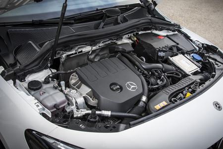 Mercedes Clase B 2019 motor