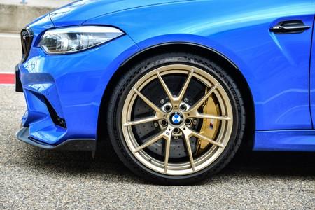 BMW M2 CS frenos cerámicos