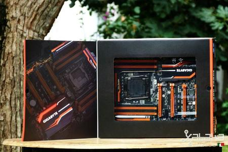 Gigabyte X99 Soc Force 03