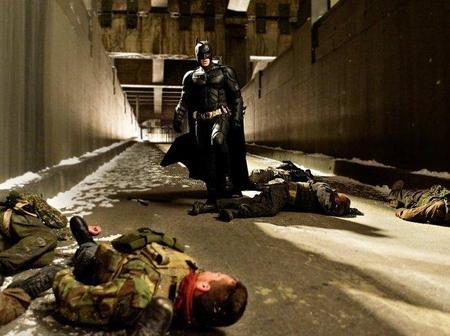 Camino libre para Batman