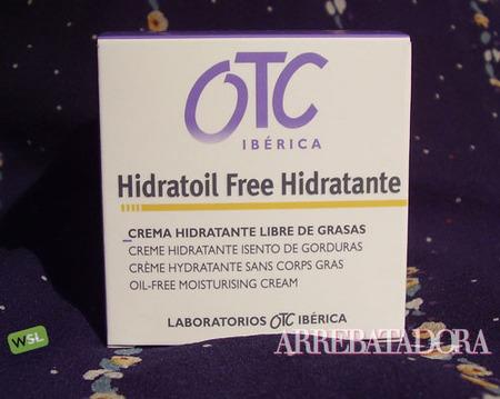 Hidratoil Free de OTC, la hidratante para pieles grasas