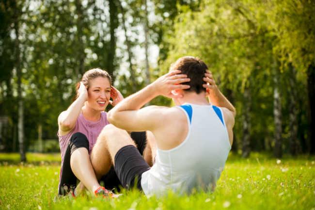 Descanso activo entre series, una forma de recuperarnos