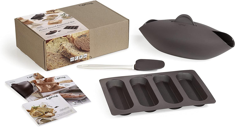 Kit para hacer pan casero de Lékué