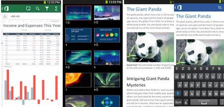 Office para smartphones continúa su hoja de ruta, ahora también para Android