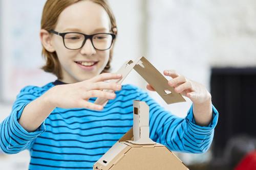 ¿Es Nintendo Labo el nuevo Arduino?