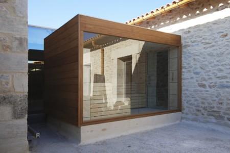 Inbeca Sauna Exterior Cubica 1
