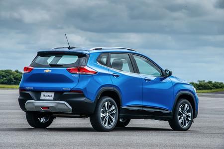 Chevrolet Tracker 2021 Mexico 2