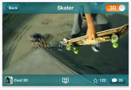 Scubo, fotos en 3D con el iPhone