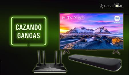 Hasta el 50% en dispositivos Smart Home de Xiaomi, 3x2 en Philips Hue y Muvit IO, televisores, barras de sonido y más: Cazando Gangas