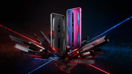 Nubia Red Magic 6 y Red Magic 6 Pro: refresco de 165 Hz y carga rápida de 120 W de la mano de Tencent Games