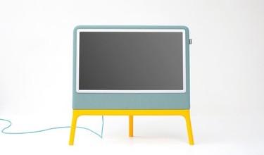 Homedia viste el televisor y lo convierte en algo decorativo
