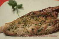 Receta de ventresca de atún al horno