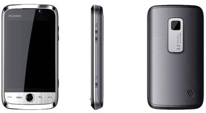 Huawei U8230, el móvil con Android y Chrome que está por llegar