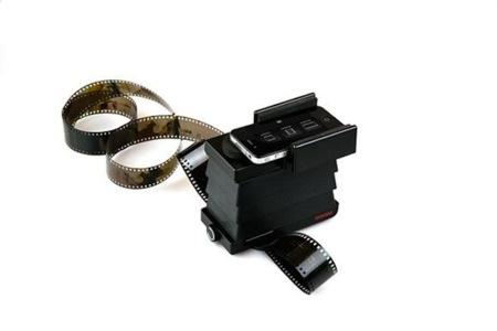 Lomography Smartphone Film Scanner, revive el mundo analógico