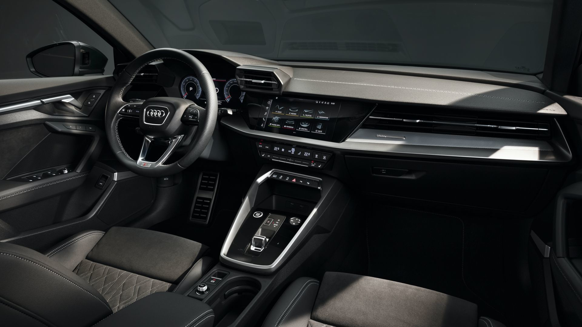 Foto de Audi A3 Sedán 2021 (22/43)