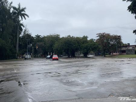 Cuba lloviendo