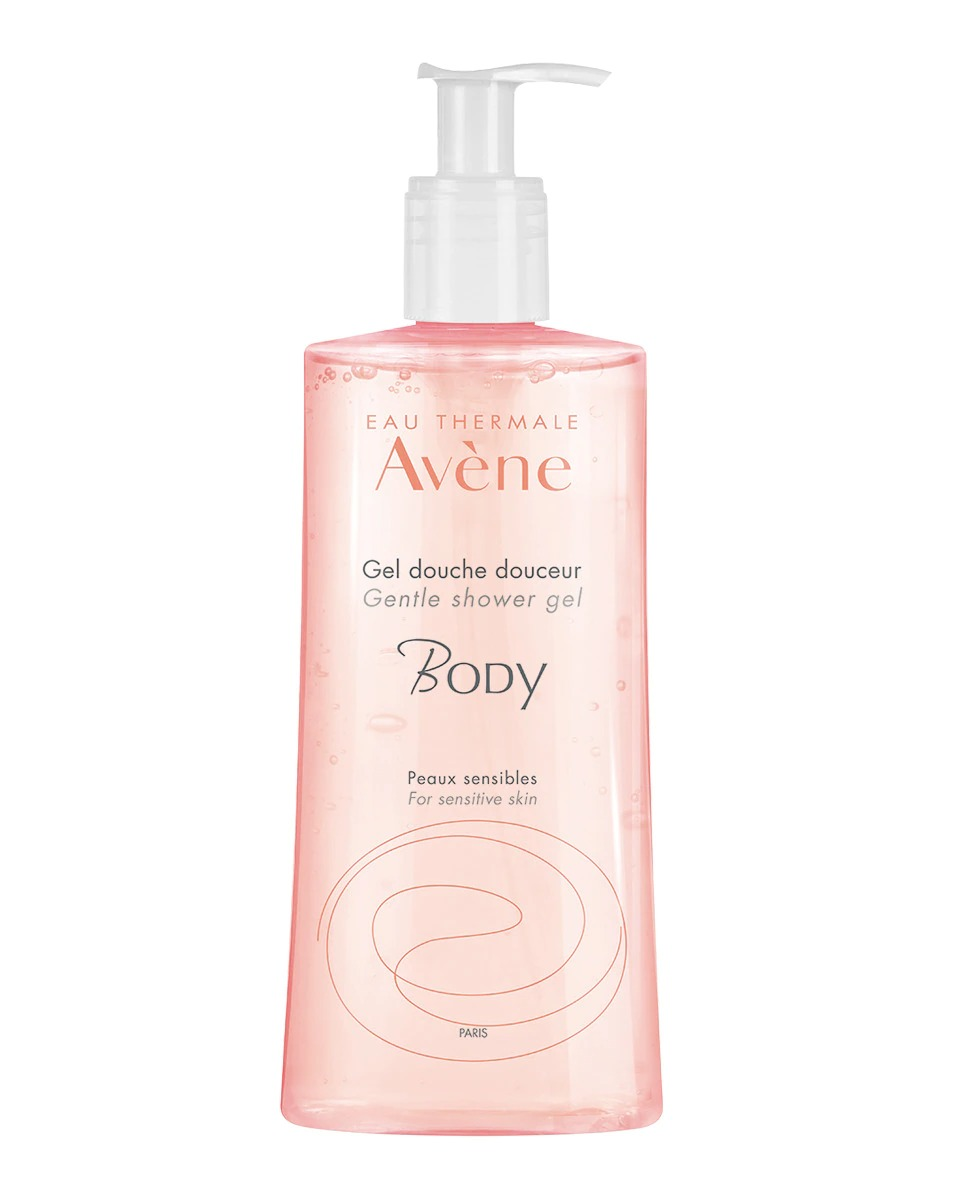 Body Gel de ducha suavidad Avène