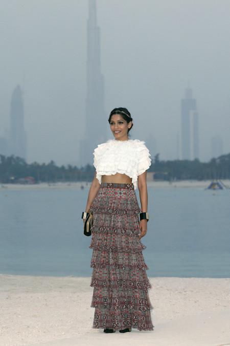 Chanel se lleva a sus famosas favoritas de fiesta a Dubái