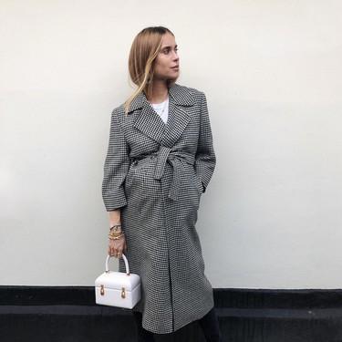 Así son los abrigos de embarazada que nunca pasarán de moda y que podrás lucir después del embarazo