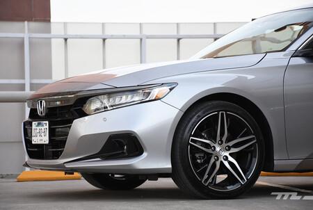 Honda Accord 2021 Opiniones Prueba Mexico 9